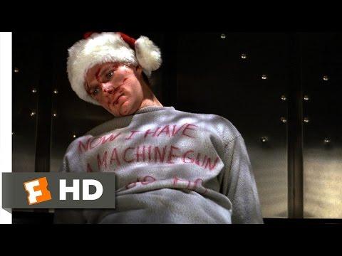 Die Hard (1988) - Ho Ho Ho Scene (1/5)   Movieclips