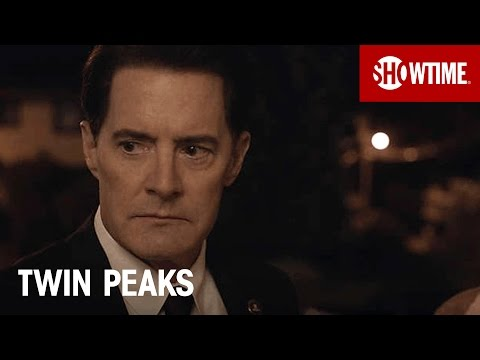 Twin Peaks | Some Familiar Faces 25 Years Later | SHOWTIME Series (2017)