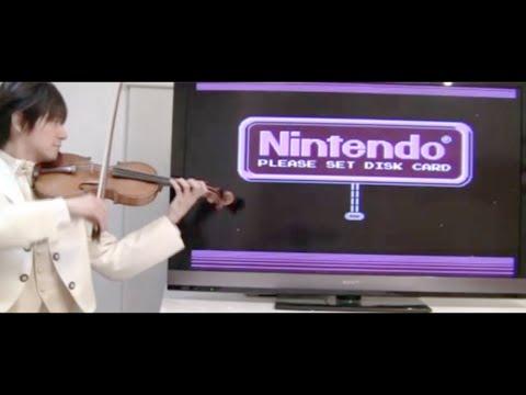 ゼルダの伝説をヴァイオリンで演奏してみた(2011年)