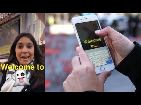 Snapchat Explained... Using Snapchat