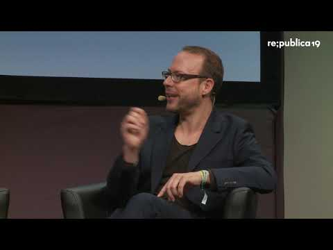 re:publica 2019 – Voss & Beckedahl: Lass uns reden
