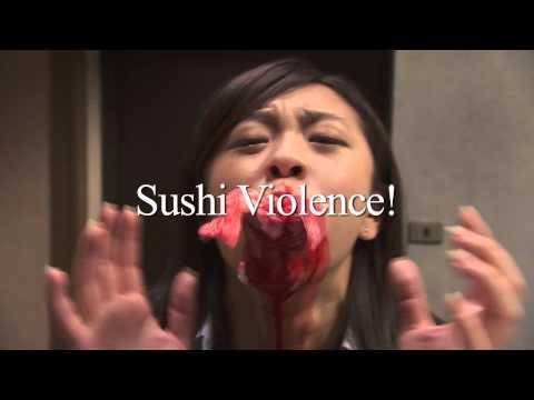 DEAD SUSHI - trailer for UK release