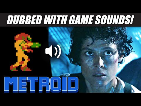 'Aliens'‬ with ‪METROID Nintendo sounds!!