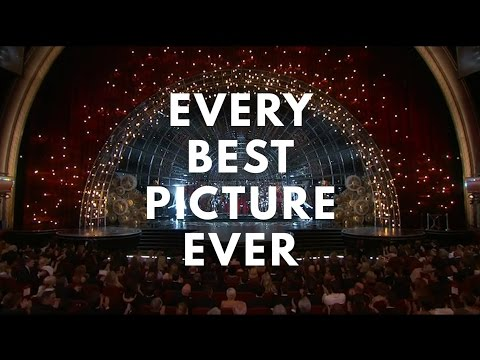 Every Best Picture Winner. Ever. (1927-2016 Oscars)