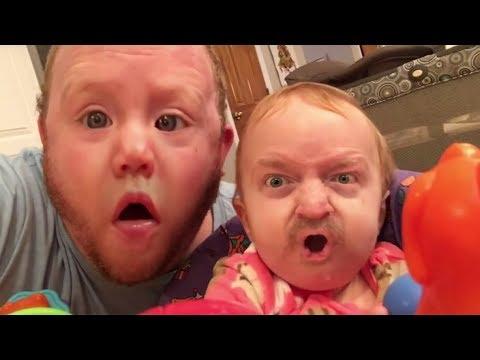 CREEPIEST FACE SWAP EVER!!! | Woodsie has gone too far