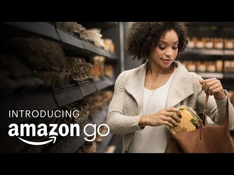 Introducing Amazon Go and the world's most advanced shopping technology