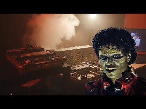 Thriller on FLOPPOTRON