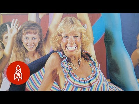 How Jazzercise Turned Into a Viral Sensation