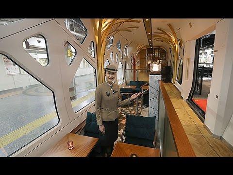 JR東、豪華寝台列車「四季島」車内公開=全室スイートタイプ、5月運行開始