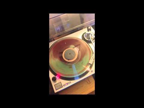 Friday 13th Blood Filled Vinyl