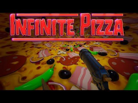 INFINITE PIZZA Gameplay