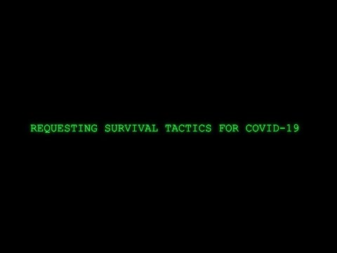 EVERYTHING I NEED TO KNOW TO SURVIVE COVID-19 I LEARNED BY WATCHING SCIFI & HORROR MOVIES
