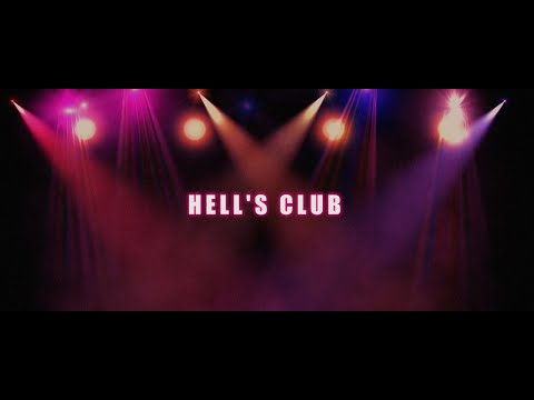 HELL'S CLUB. OFFICIAL. NARRATIVE MOVIE MASHUP. AMDSFILMS.