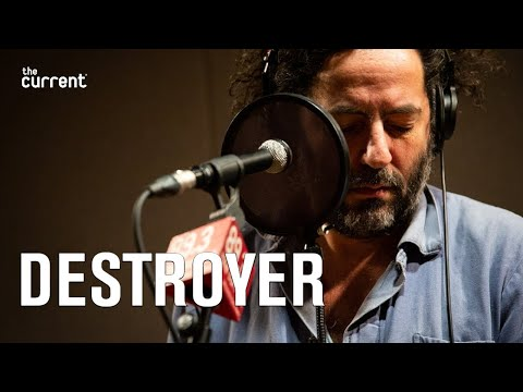 Destroyer - The Man in Black's Blues (Live at The Current)