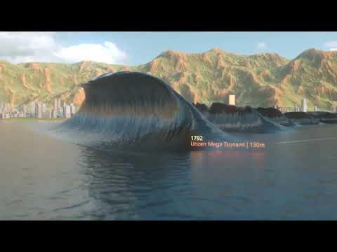 Tsunami Height Comparison