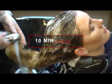 Wie man Haare richtig färbt. Balayage Technik Tutorial