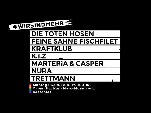#wirsindmehr - Chemnitz