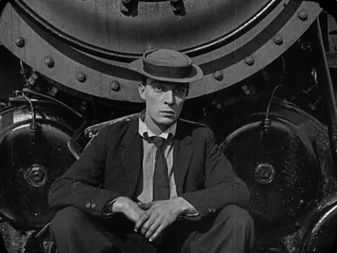 Buster Keaton - The Art of the Gag