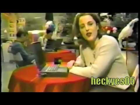 Gillian Anderson Cyber Life 1996