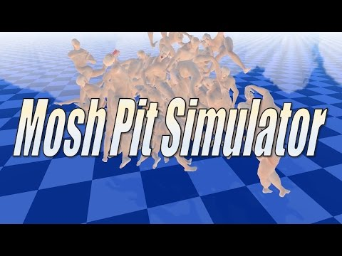 Mosh Pit Simulator Original Trailer