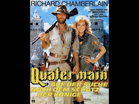 Quatermain Auf Suche nach dem Schatz der Könige Kinotrailer Full HD