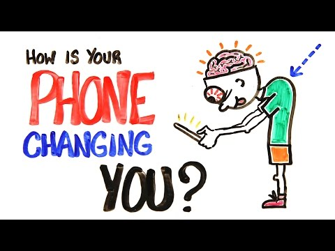 How Is Your Phone Changing You?