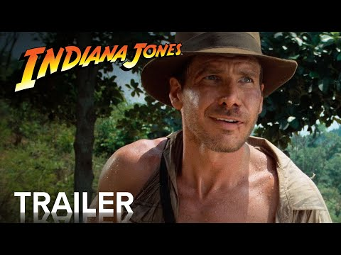 INDIANA JONES AND THE TEMPLE OF DOOM | Official Trailer | Paramount Movies