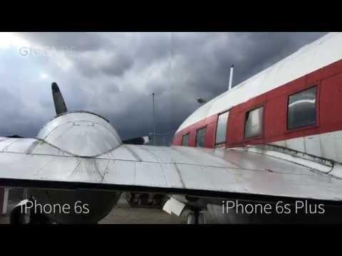 iPhone 6s vs. iPhone 6s Plus – Digital and Optical Image Stabilization at 4K – GIGA.DE