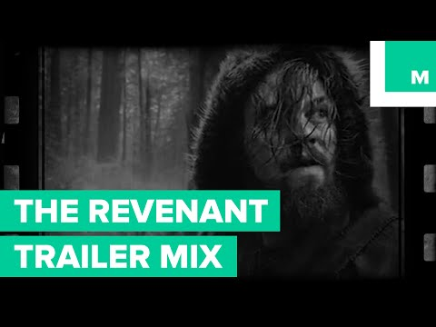'The Revenant' as a Silent Film | Trailer Mix