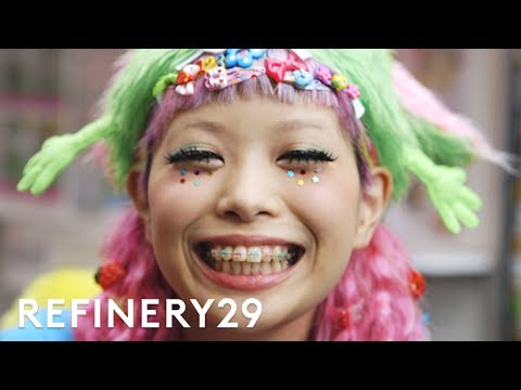 What Harajuku Girls Really Look Like | Style Out There | Refinery29