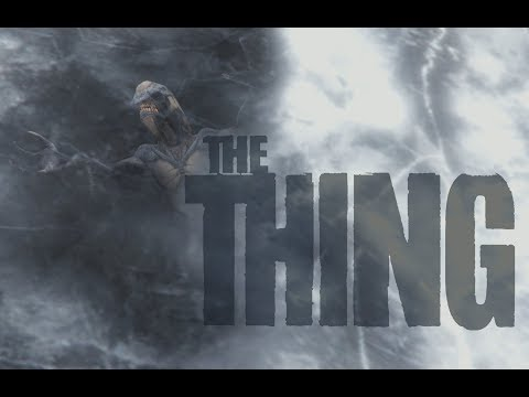 GTA 5 THE THING (1982 trailer)
