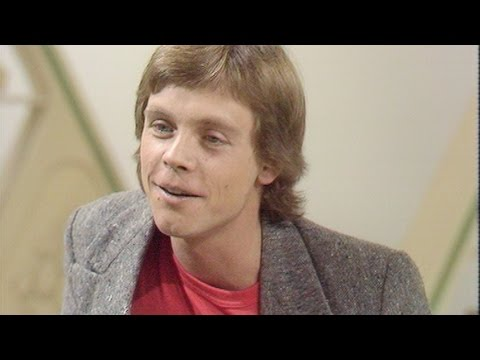 Star Wars' Mark Hamill appears on Blue Peter - Star Wars at the BBC: Exclusive - BBC iPlayer