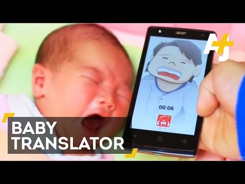 An App Could Help You Translate Your Baby's Cries