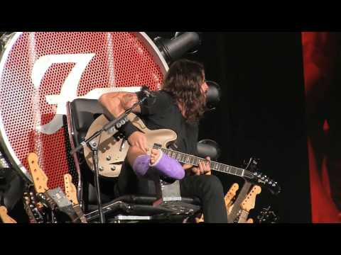 "Foo Fighters 20th Anniversary Blowout- ""Monkey Wrench (extended)"" (1080p) on July 4, 2015"