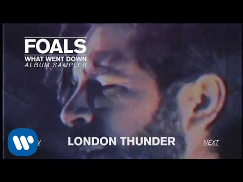 FOALS - What Went Down [Official Album Sampler]