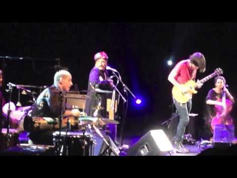 Shye Ben-Tzur & Jonny Greenwood Live at Southbank's Alchemy Festival 2014