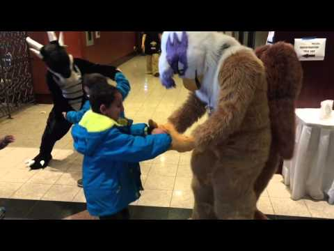 Syrians and Furries at VancouFur 2016