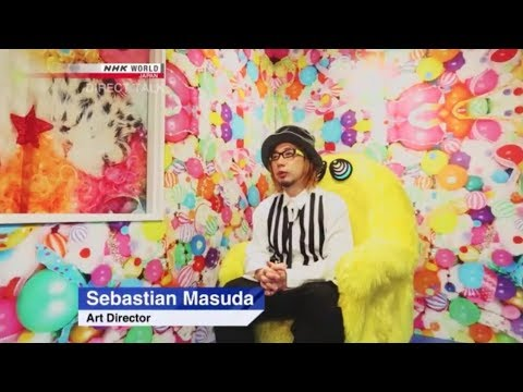 Art Director Sebastian Masuda - Pioneer Of Kawaii Culture (2017)