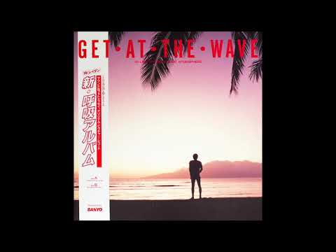 Takashi Kokubo - Get at the Wave (1987) [Full Album]