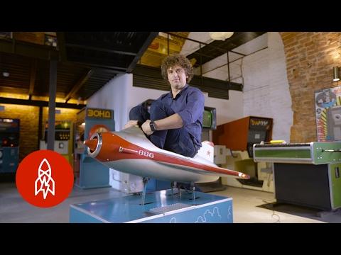 Step into This Soviet Arcade Time Machine