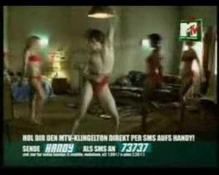 MTV Klingelton Werbung, Ruf mich auf meinem Handy an