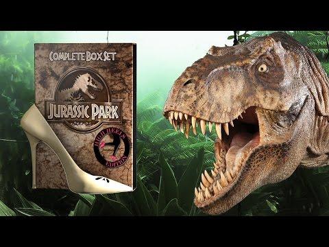 Jurassic Park: High Heels Edition (Parody)