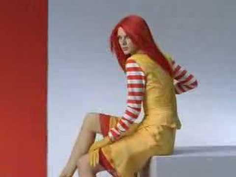 Japanese McDonald's Ad