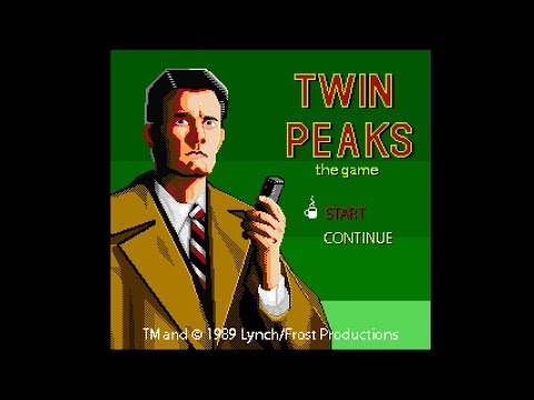 Twin Peaks the Game for the Nintendo Entertainment System