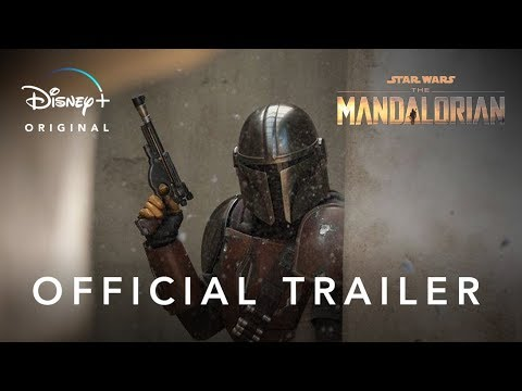 The Mandalorian   Official Trailer   Disney+   Streaming Nov. 12