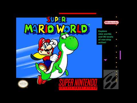 Super Mario World Restored - Fortress