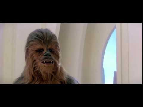 Chewbacca Overreacts