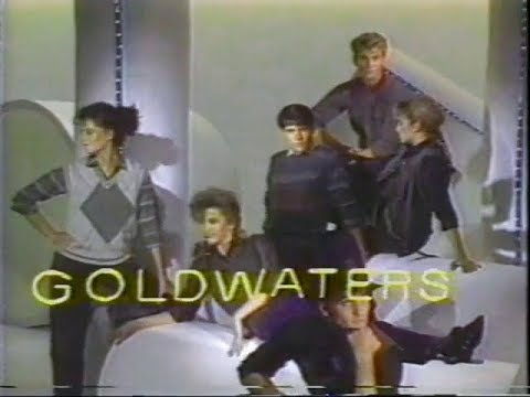 1984 - Generra Clothing at Goldwaters - Turn It On, Show It Off Commercial