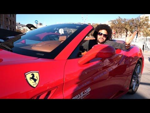 TESLA Fahrer Probiert FERRARI CALIFORNIAI! Welches Auto Ist Besser?