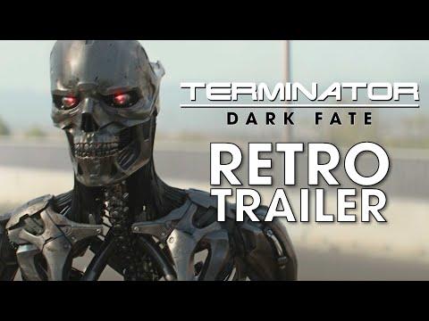 Terminator: Dark Fate | Retro Trailer